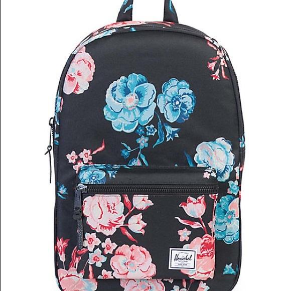 3642b1c7012 Herschel Supply Company Handbags - HERSCHEL SETTLEMENT PASTEL PETALS  BACKPACK.